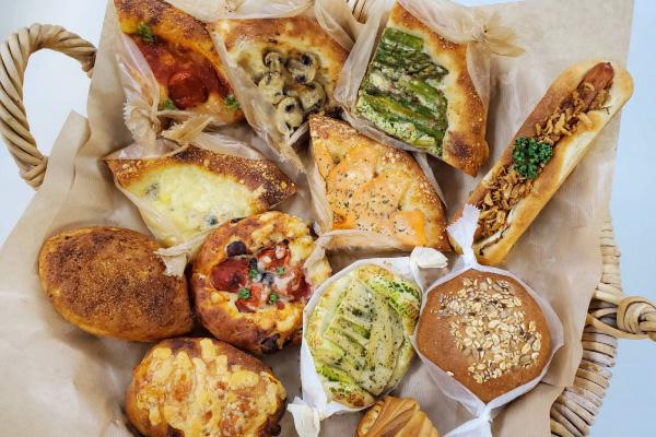 調理パン各種